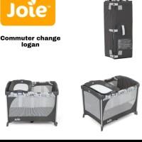 #NEW Baby Box Tempat Tidur Bayi Joie meet Commuter Change Petite City