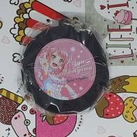 Bang Dream Maruyama Aya Rubber Strap Record