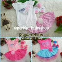 Jumper bayi perempuan calvin klein Baju bayi perempuan fashion