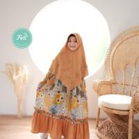 Gamis anak katun Baju muslim anak perempuan gamis syari anak terbaru