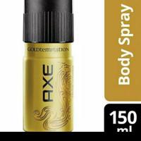 Axe Deodorant Body Spray Gold 150ml