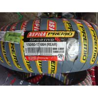 FLASH SALE Ban Motor Racing Aspira Premio Sportivo RS 150/60 ring 17
