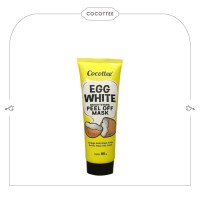 COCOTTEE EGG WHITE MASK - MASKER PUTIH TELUR BY COCOTTEE