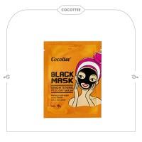 SACHET NATURGO COCOTTEE BPOM / COCOTTEE BLACK MASK / MASKER NATURGO
