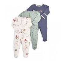 Mamas & Papas Sleeping Suit Deer / Jumper Tidur / piyama bayi