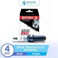 Busi Mobil Agya 1.0 Ayla 1.0 Ignis Picanto BRISK Premium EVO QR15BFXC