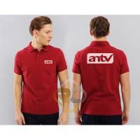 POLO SHIRT LOGO ANTV - ROFFICO CLOTH