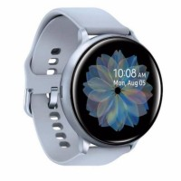 Jam Tangan Smartwatch Samsung Galaxy Watch Active 2 44Mm Aluminium Ori