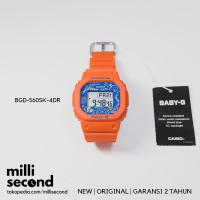 Jam Tangan Wanita CASIO BABY-G BGD-560SK-4DR