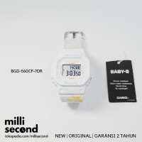 Jam Tangan Wanita CASIO BABY-G BGD-560CF-7DR