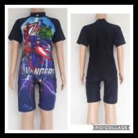 Baju Renang Anak Tanggung Transformer PROMO SPECIAL