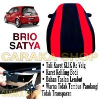 Body Cover BRIO SATYA Sarung Mobil Warna PREMIUM Brio Waterproof