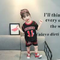 baju bayi baju jersey basket slam dunk shohoku for baby 1-4 tahun