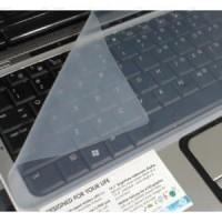 Pelindung keyboard laptop universal 15.6in - Keyboard protector 15 inc