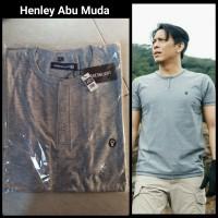Henley Ariel Abu Muda Noah T-shirt GRLT Kaos Baju Greenlight Ariel