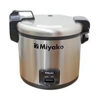 Miyako MCG 171 - Magic Warmer Plus 6L 3in1 Rice Cooker dan Penghangat
