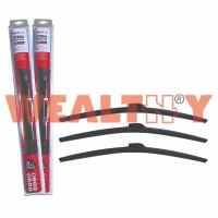 Wealthy Hybrid Wiper Blade - Tersedia Berbagai Macam Ukuran