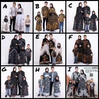 Baju copel keluarga Couple batik keluarga couple batik anak #1
