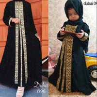abaya couple dubai 096 ibu & anak