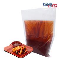 PLAZA KOREA - TTEOKBOKKI / TOKPOKI SAUCE 630 Gr / SAUS KOREAN FOOD