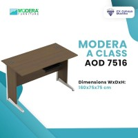 WA 081-1350-3860 Meja Kerja Kantor di Malang Modera A Class AOD 7516