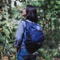 Tas Ransel Lipat - Folding Bag - Tas Gunung - Outdoor Backpack/Daypack