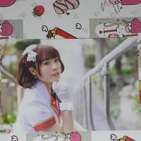 Love Live Sunshine Aqours Club Postcard Furihata Ai