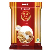Tepung Terigu untuk Roti Cakra Kembar Emas Repack 1kg