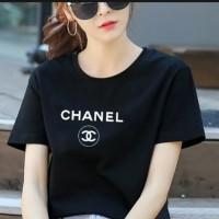 T-shirt Wanita Terbaru/Kaos Branded/Kaos Wanita Lengan Pendek