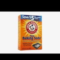 BAKING SODA ARM & HAMMER 907