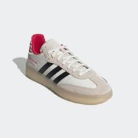 Sepatu Pria Adidas Samba RM Originals Running White Black Energy Pink