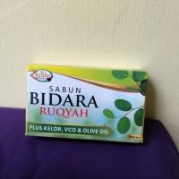 sabun Bidara Ruqyah kelor + VCO + olive oil
