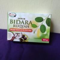 sabun Bidara Ruqyah vco + olive oil