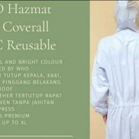 Baju Apd PVC 100% waterproof/apd/medis/hazmat/kemenkes/rumah sakit
