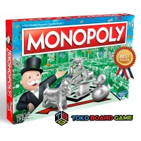 Monopoly Classic ( Original ) Board Game - Toko Board Game - TBG -