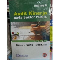 Audit Kinerja pada Sektor Publik By I Gusti Agung Rai