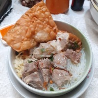 Bakso Bakwan Malang Komplit