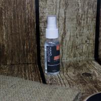 Hand Sanitizer Food Grade aman tertelan, standard WHO 30ml 60ml 100ml