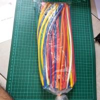 balon pentil besar mix 100 pcs / balon twist /panjang /cacing /magic