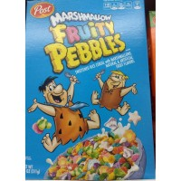Post Cereal - Cocoa Pebbles/ Rice Cereal Fruity Pebbles/ Peanut