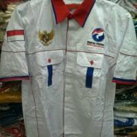Dijual kemeja baju partai PERINDO Diskon
