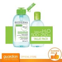 BIODERMA SEBIUM H2O PACK 500ML+250ML