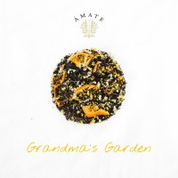 Grandma's Garden - AMATE Teh Hitam Premium Indonesia Teh Celup Organic