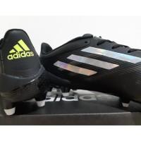 Terpopuler ! Sepatu Bola - Soccer Adidas F50 X 99.1 Black Stripes