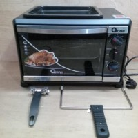 Terpopuler ! Microwave & Oven Oven Listrik Oxone 4in1 Ox-858BR (Khusus