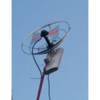 Terpopuler ! Antena TV Wajan Bolic Kualitas Super/JERNIH (Bisa Indoor)