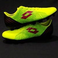 Sepatu Bola Lotto Blade Fg Safety/Yellow