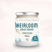 Traditional Greek Yogurt (450ml) - Plain Original