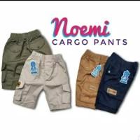 Celana Cargo Pendek Anak Noemi Usia 2-5 thn