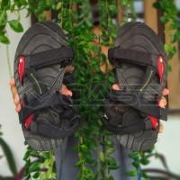 Sandal Gunung Outdoor Pro Azalea KDX Black